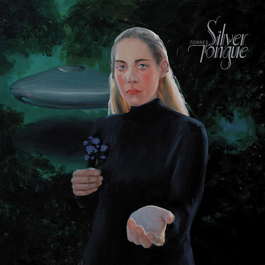 Album cover of Silver Tongue by TORRES